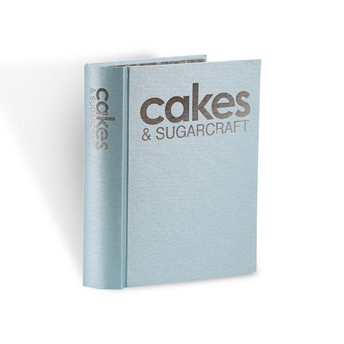 Cake Decorating Binder How To Use : Cakes & Sugarcraft Magazine Binder Squires Kitchen Shop ...