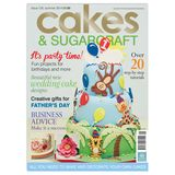 Cakes & Sugarcraft Magazine Single Issue