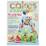 Cakes & Sugarcraft Magazine Single Issue