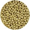 Scrumptious Sugar 4mm Pearls Gold 80g