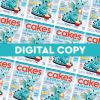 Cakes & Sugarcraft Magazine 156 - Digital Copy