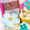 Sugar & Crumbs Salted Caramel Natural Flavoured Icing Sugar 500g