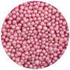 Scrumptious Sugar 4mm Pearls Pink 80g