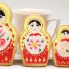 SK Russian Dolls Cookie Cutter Set