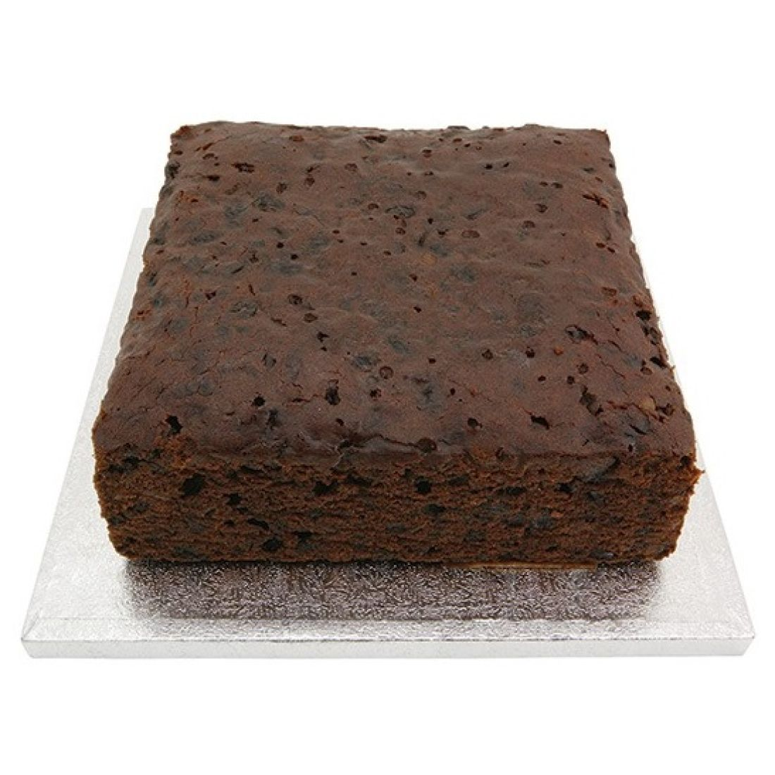 Square Rich Fruit Cake 12 Inch Squires Kitchen Shop