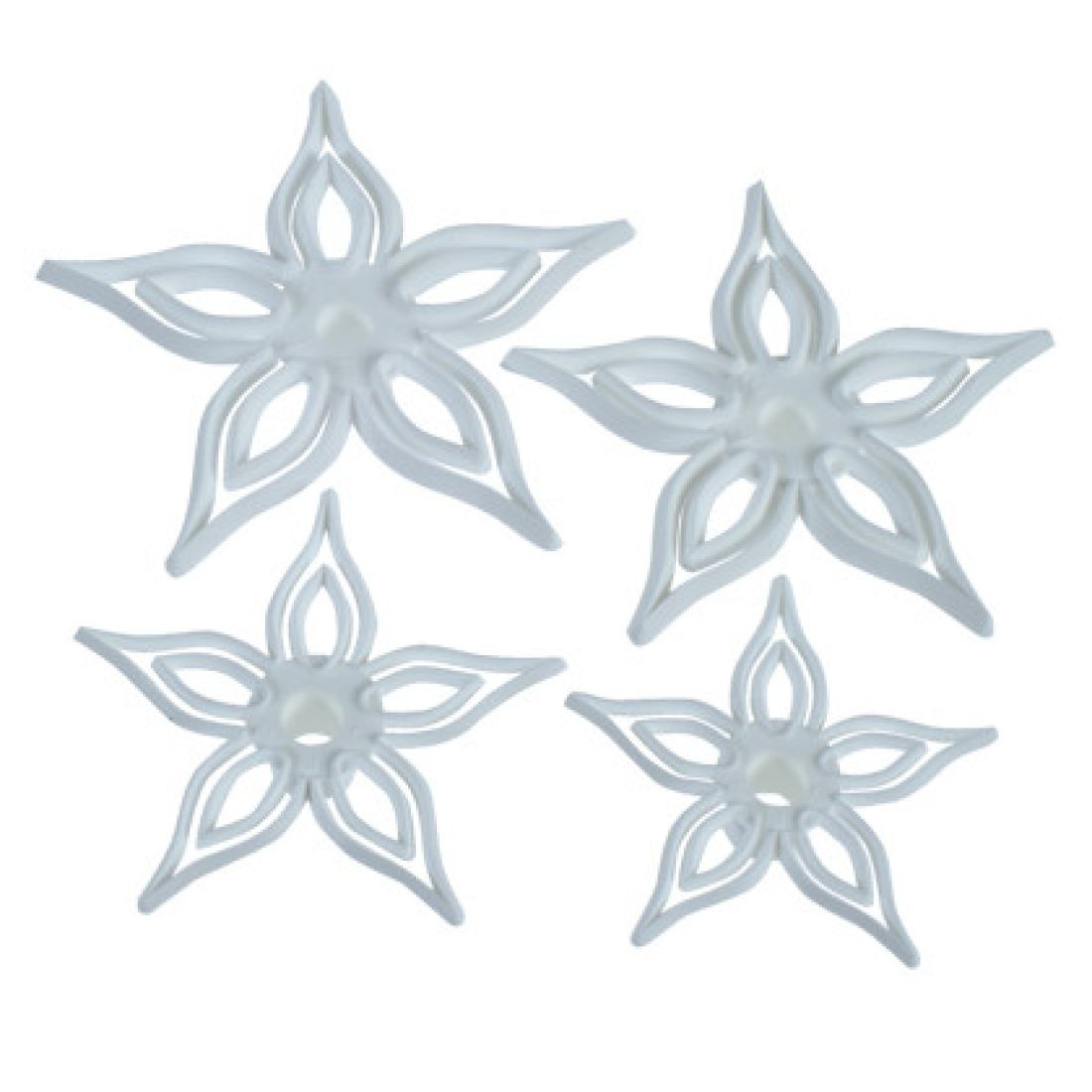 Orchard Products Cutter Lace Flower Cutter Set | Squires Kitchen Shop