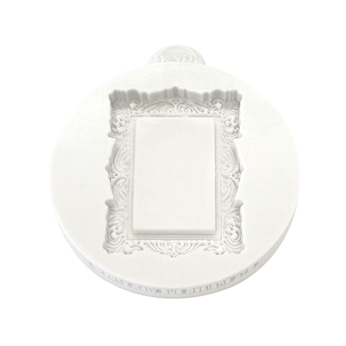 Katy Sue Miniature Frame Mould - Vintage Rectangle | Squires Kitchen ...