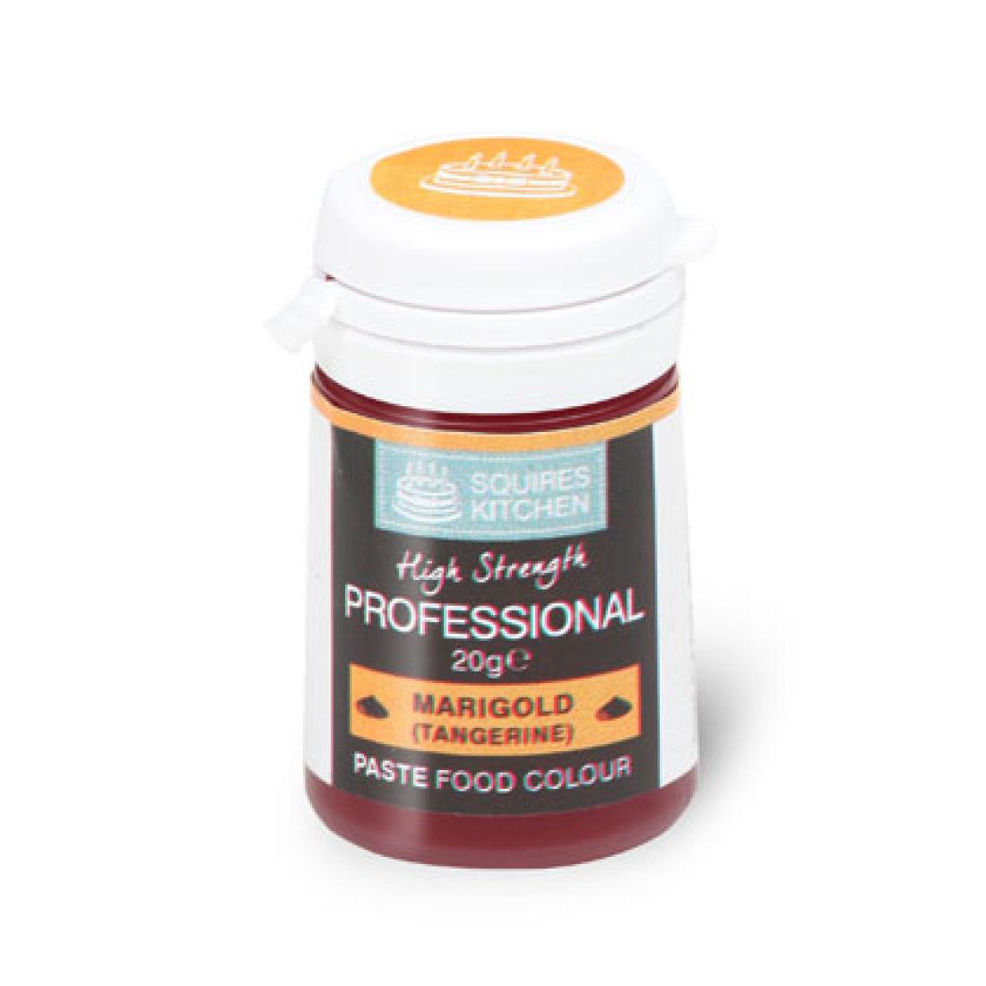 SK Professional Food Colour Paste Marigold (Tangerine) 20g | Squires ...