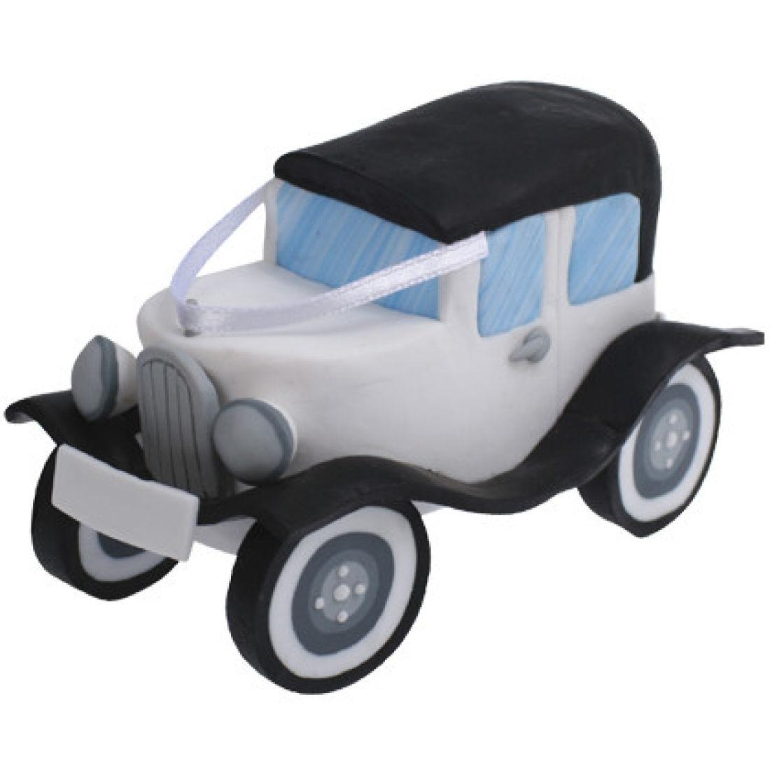 Claydough Wedding Car Cake Topper | Squires Kitchen Shop