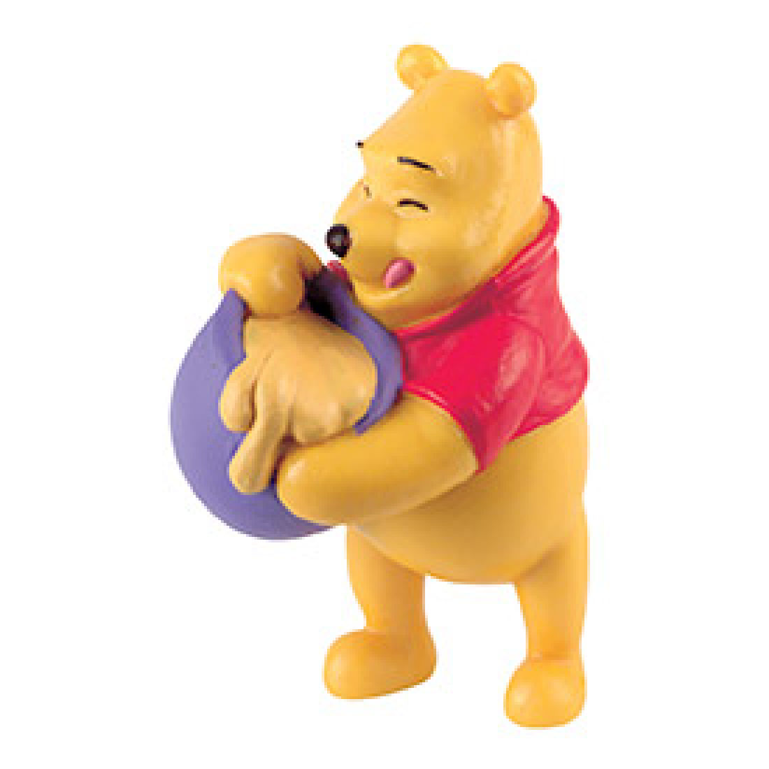 Disney Authentic EEYORE Figurine Cake TOPPER Figure Winnie the Pooh Toy NEW