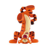 Tigger Doing Headstand Disney Figurine