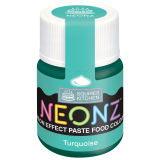 SK NEONZ Paste Food Colour Turquoise