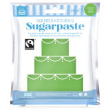 SK Fairtrade Sugarpaste Palm Green 250g