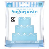 SK Fairtrade Sugarpaste Lullaby Blue 250g
