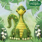 Katy Sue Designs Diplodocus Mould