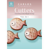 Carlos Lischetti Biscuit Cutters - Fish Set 1 (Set of 2)
