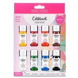 Sweet Sticks Edibleart Paint Multipack 8 x Primary Colours