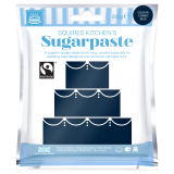 SK Fairtrade Sugarpaste Cosmic Blue 250g