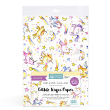 SK Edible Wafer Paper by Natasha Collins: Unicorns
