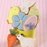 SK Spring Tulip Cookie Cutter