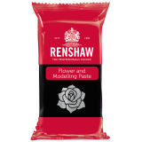 Renshaw Flower & Modelling Paste Dahlia Black 250g
