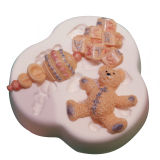 SK-GI Silicone Mould Nursery Toys