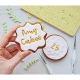 Sweet Stamp Cookie Embossing Set