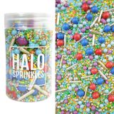 Halo Sprinkles Luxury Blends Carnival 125g