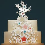 Cake Star Push Easy Cutters - Shapes Set