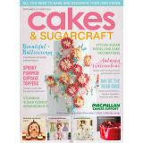 Cakes & Sugarcraft Magazine September/October 2020
