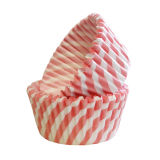 SK Peachy Keen Candy Swirl Cupcake Cases Pack of 36