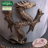 Katy Sue Dragon Mould