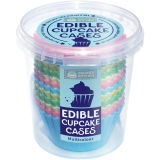 SK Edible Wafer Cupcake Cases Multicolour Pack of 12
