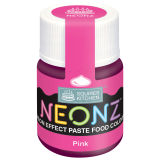 SK NEONZ Paste Food Colour Pink