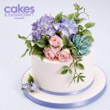 SK SFP Sugar Florist Paste Violet (Purple) 100g