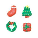 Christmas Sugar Decorations Set of 12