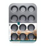 Chicago Metallic Non-Stick Twelve Cup Muffin Pan
