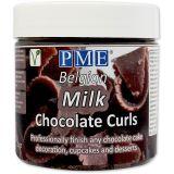 PME Chocolate Curls - Milk Chocolate (85g / 3oz)