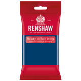 Renshaw Ready to Roll Icing Sapphire Blue 250g