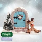 Katy Sue Reindeer Silicone Mould
