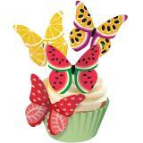 SK Designer Butterflies - Fruity