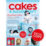 Cakes & Sugarcraft Magazine 160 - Digital Copy