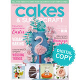 Cakes & Sugarcraft Magazine 157 - Digital Copy