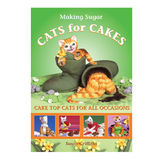 Making Sugar Cats for Cakes
