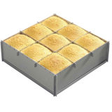 Silverwood Multi-size Square Cake Pan