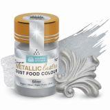 SK Designer Metallic Lustre Dust Silver 4g