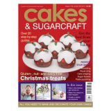 Cakes & Sugarcraft Magazine Winter 2012-13