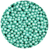 Scrumptious Sugar 4mm Pearls Turquoise 80g