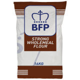 Wholemeal Strong Flour Bulk 16kg