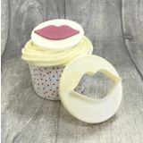 FMM Cutters Cupcake Lips/Circles